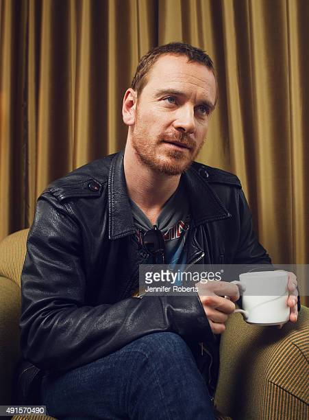 Actor Michael Fassbender is photographed for The Globe and Mail on September 5 2013 in Toronto Ontario