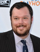 Actor Michael Gladis arrives to the Geffen Playhouse's Annual 'Backstage at the Geffen' Gala at Geffen Playhouse on June 4 2012 in Los Angeles...