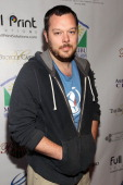 Actor Michael Gladis attends Hold 'Em for the Homeless to Benefit Malibu House of Hope presented by The Bicycle Casino at Avalon on May 10 2010 in...