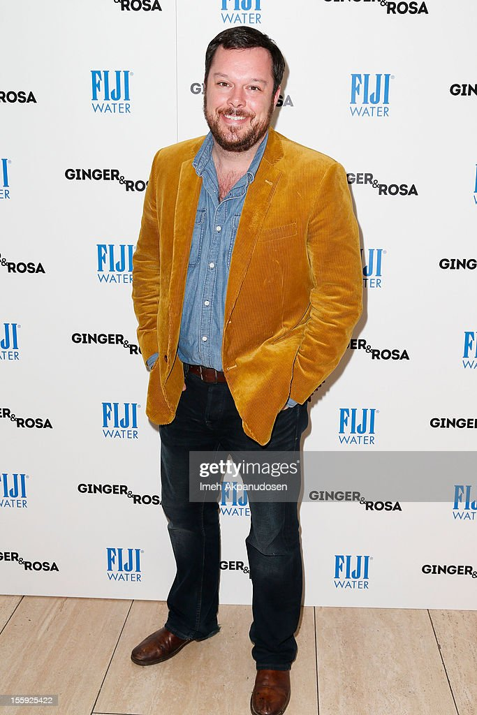 Actor <a gi-track='captionPersonalityLinkClicked' href=/galleries/search?phrase=Michael+Gladis&family=editorial&specificpeople=3641658 ng-click='$event.stopPropagation()'>Michael Gladis</a> attends the screening of A24 Films' 'Ginger & Rosa' at The Paley Center for Media on November 8, 2012 in Beverly Hills, California.