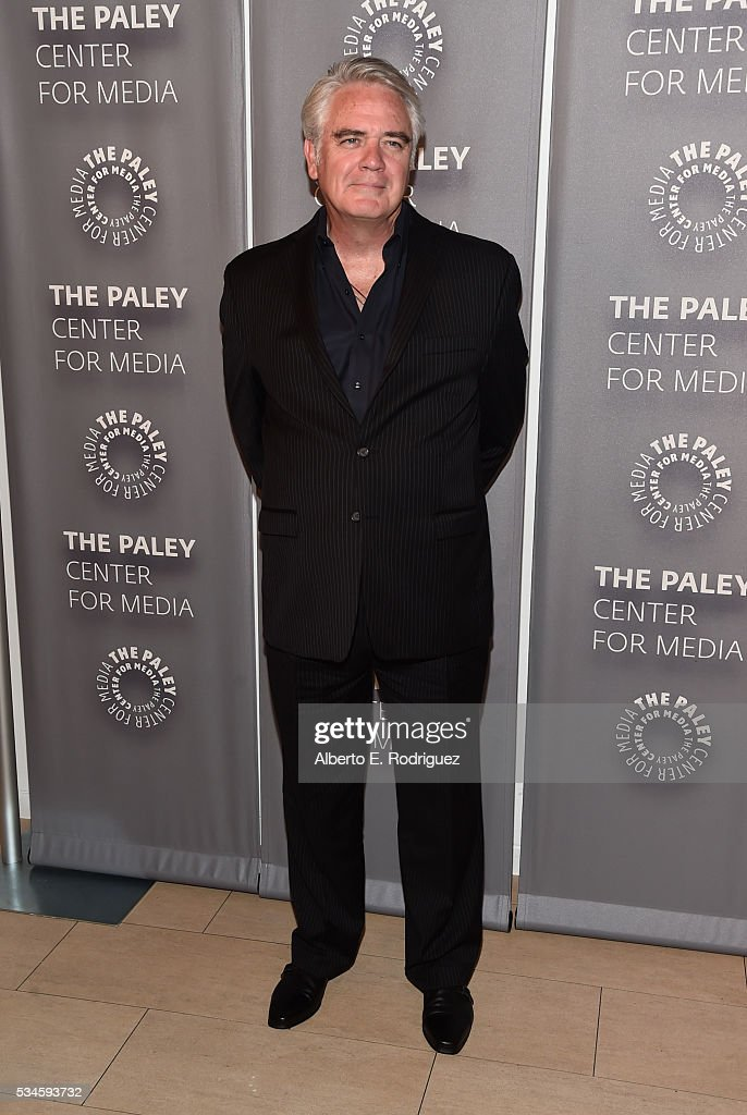 Actor Michael Harney attends PaleyLive