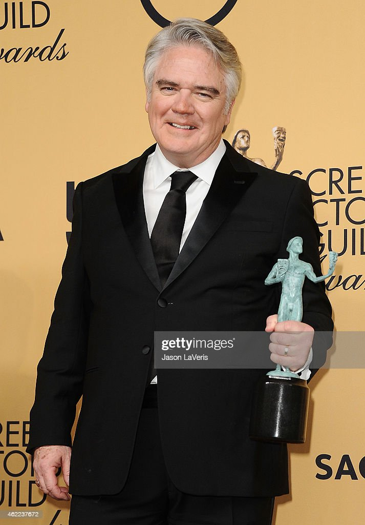 21st Annual Screen Actors Guild Awards - Press Room