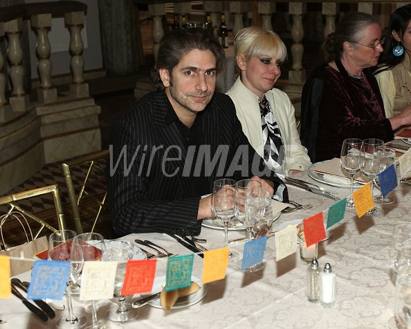 Actor Michael Imperioli and Victoria...