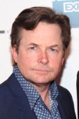 Actor Michael J Fox attends 'Marvel's The Avengers' premiere during the closing night of the 2012 Tribeca Film Festival at BMCC Tribeca PAC on April...