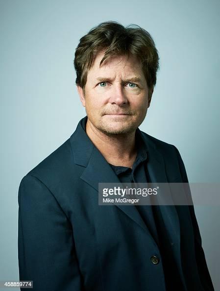 Actor Michael J Fox is...