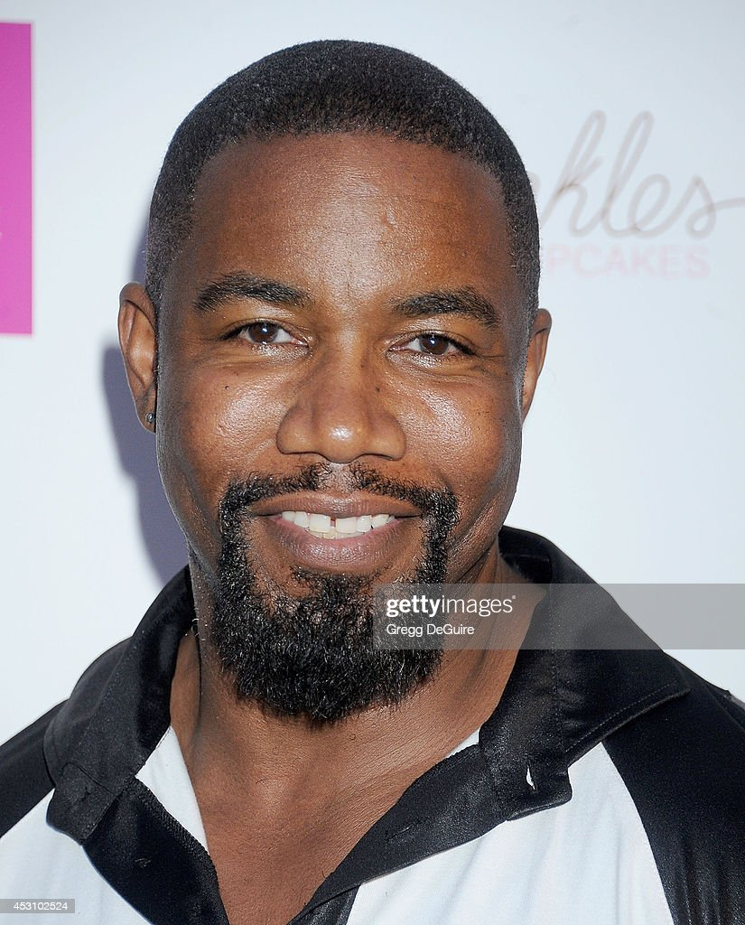 Actor <a gi-track='captionPersonalityLinkClicked' href=/galleries/search?phrase=Michael+Jai+White&family=editorial&specificpeople=1194842 ng-click='$event.stopPropagation()'>Michael Jai White</a> arrives at the Vivica A. Fox 50th Birthday party at Philippe Chow on August 2, 2014 in Beverly Hills, California.