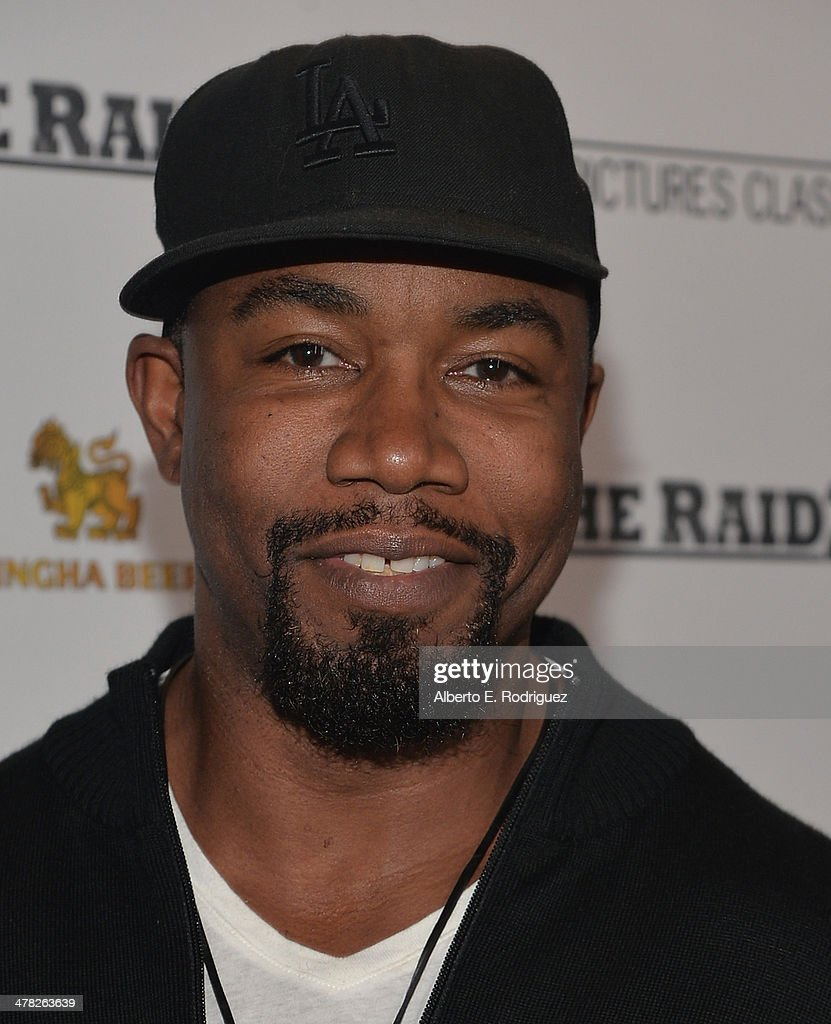 Actor <a gi-track='captionPersonalityLinkClicked' href=/galleries/search?phrase=Michael+Jai+White&family=editorial&specificpeople=1194842 ng-click='$event.stopPropagation()'>Michael Jai White</a> arrives to the premiere of Sony Pictures Classics' 'The Raid 2' at Harmony Gold Theatre on March 12, 2014 in Los Angeles, California.