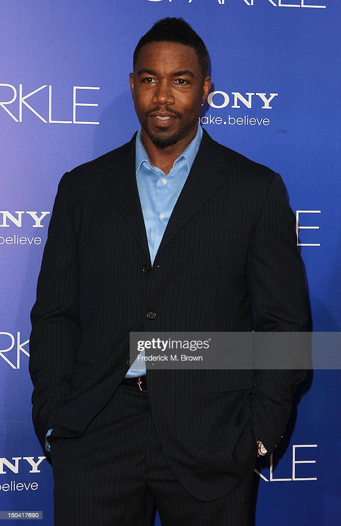 Actor <a gi-track='captionPersonalityLinkClicked' href=/galleries/search?phrase=Michael+Jai+White&family=editorial&specificpeople=1194842 ng-click='$event.stopPropagation()'>Michael Jai White</a> attends the Premiere Of Tri-Star Pictures' 'Sparkle' at Grauman's Chinese Theatre on August 16, 2012 in Hollywood, California.