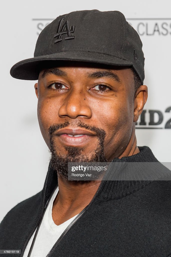 Actor Michael Jai White attends 'The Raid 2' - Los Angeles Premiere arrivals at Harmony Gold Theatre on March 12, 2014 in Los Angeles, California.