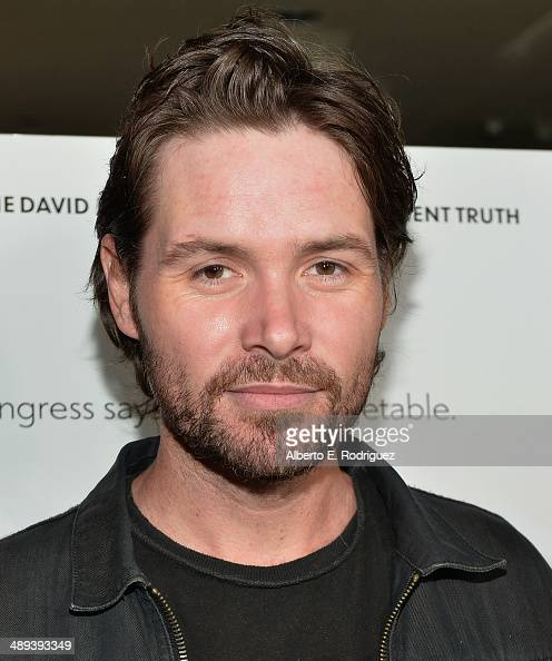 Actor Michael Johns attends the premiere of Atlas Films' 'Fed Up' at Pacfic Design Center on May 8 2014 in West Hollywood California