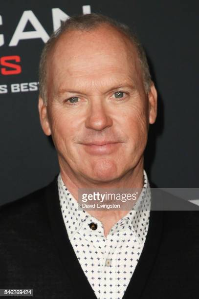 Actor Michael Keaton attends a Screening of CBS Films and Lionsgate's 'American Assassin' at TCL Chinese Theatre on September 12 2017 in Hollywood...
