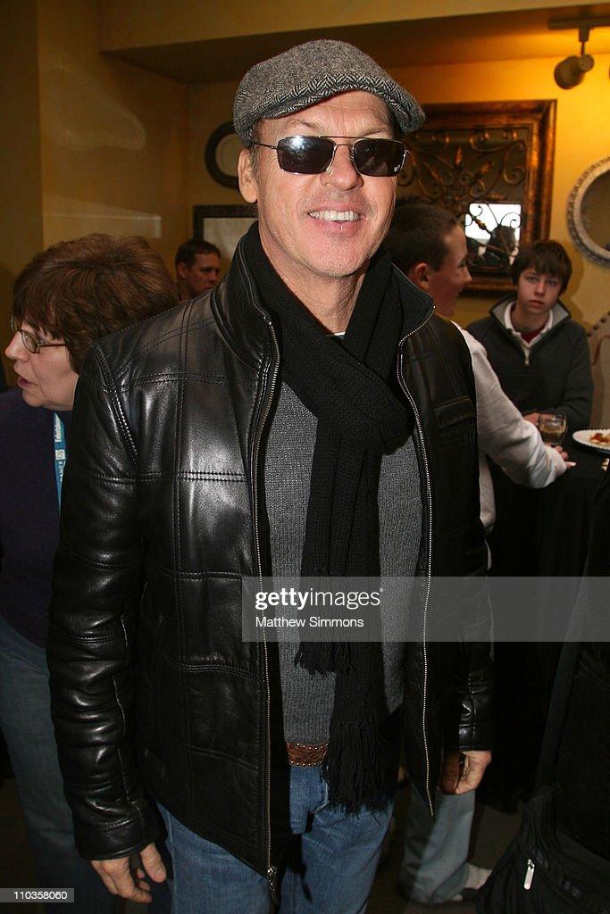 2008 SundanceFilm Festival - Jeff Gillmore receiving the Nielson