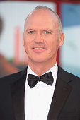 Actor Michael Keaton attends the Opening Ceremony and 'Birdman' premiere during the 71st Venice Film Festival at Palazzo Del Cinema on August 27 2014...