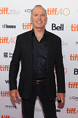 Actor Michael Keaton attends the premiere of 'Spotlight' at Princess of Wales Theatre during the 2015 Toronto International Film Festival on...