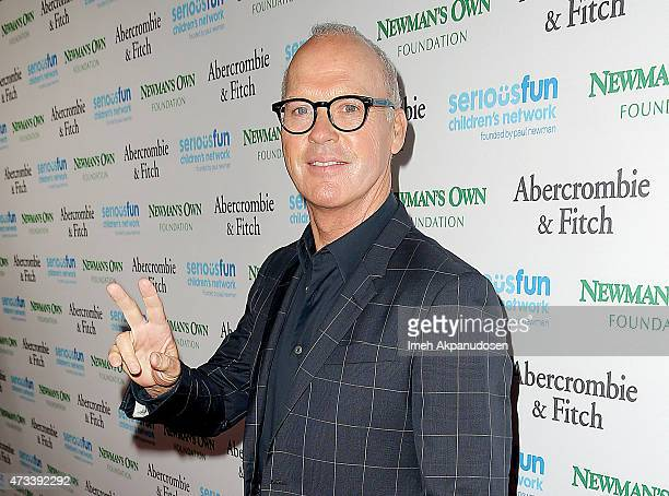Actor Michael Keaton attends the SeriousFun Children's Network 2015 Los Angeles Gala An Evening Of SeriousFun celebrating the legacy of Paul Newman...