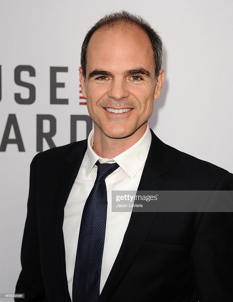 Actor Michael Kelly attends a Q&A for 'House Of Cards' at Leonard H. Goldenson Theatre on April 25, 2013 in North Hollywood, California.