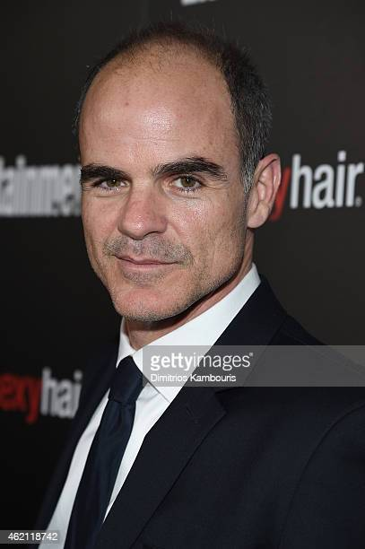 Actor Michael Kelly attends Entertainment Weekly's celebration honoring the 2015 SAG awards nominees at Chateau Marmont on January 24 2015 in Los...