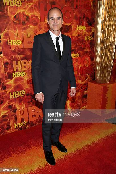 Actor Michael Kelly attends HBO's Official 2015 Emmy After Party at The Plaza at the Pacific Design Center on September 20 2015 in Los Angeles...