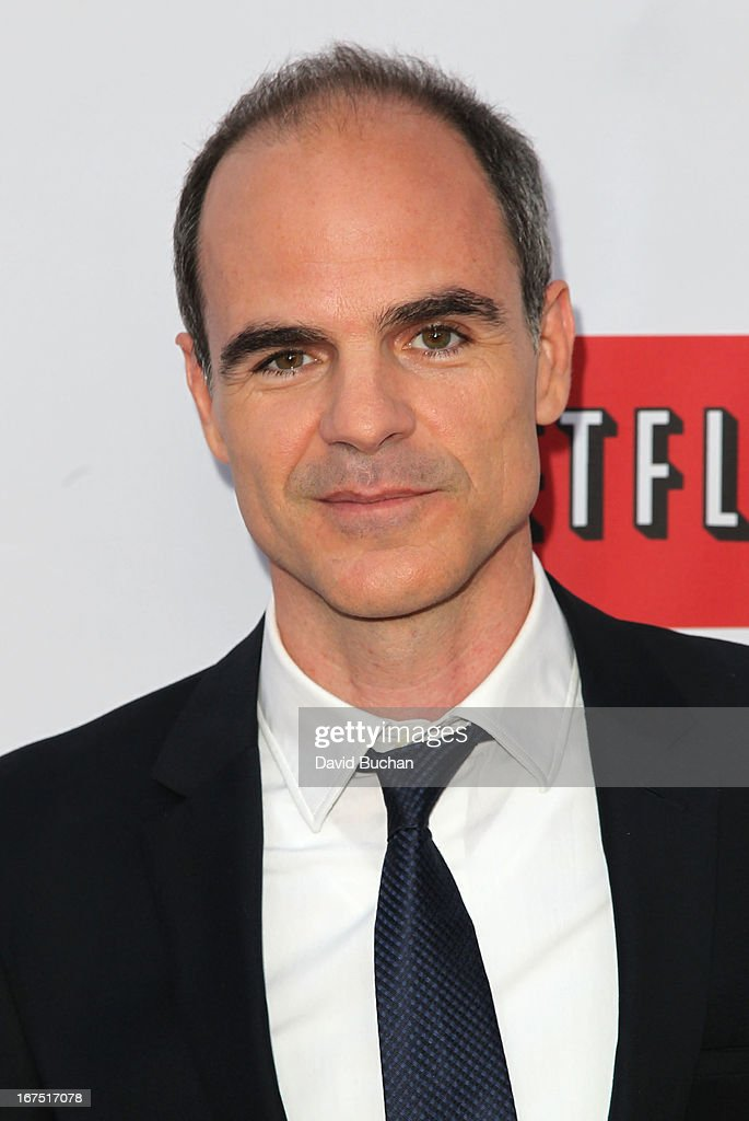 Actor Michael Kelly attends Netflix's 'House Of Cards' For Your Consideration Q&A Event at Leonard H. Goldenson Theatre on April 25, 2013 in North Hollywood, California.