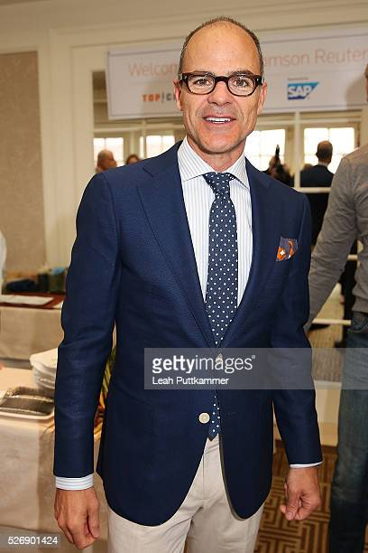 Actor Michael Kelly attends the 2016 Thomson Reuters Correspondents' Brunch at the HayAdams Hotel on May 01 2016 in Washington DC