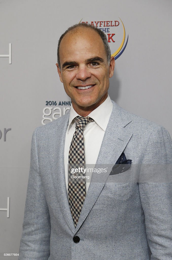 Actor Michael Kelly attends the 23rd Annual White House Correspondents' Garden Brunch in Washington, D.C., U.S., on Saturday, April 30, 2016. The event will raise awareness for Halcyon Incubator, an organization that supports early stage social entrepreneurs 'seeking to change the world' through an immersive 18-month fellowship program. Photographer: Andrew Harrer/Bloomberg via Getty Images