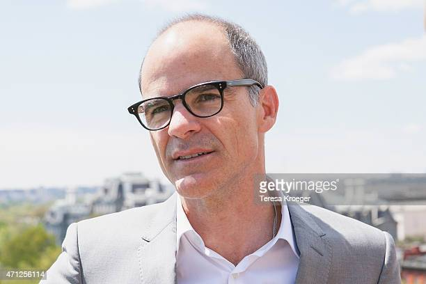 Actor Michael Kelly attends the Thomson Reuters Correspondents' Brunch at the HayAdams Hotel on April 26 2015 in Washington DC