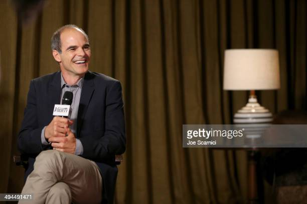 Actor Michael Kelly attends the Variety Studio powered by Samsung Galaxy at Palihouse on May 29 2014 in West Hollywood California