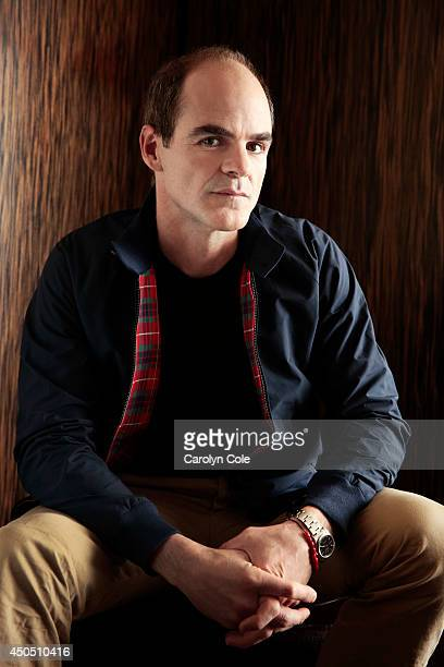 Actor Michael Kelly is photographed for Los Angeles Times on April 11 2014 in New York City PUBLISHED IMAGE CREDIT MUST BE Carolyn Cole/Los Angeles...