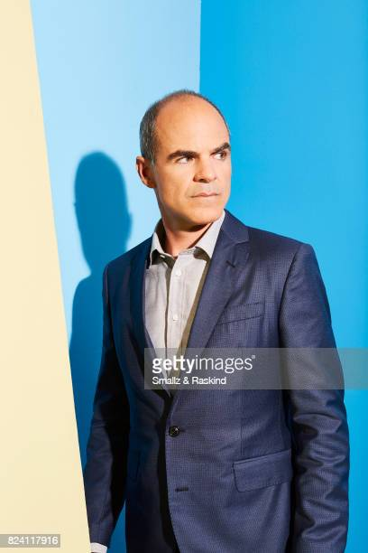 Actor Michael Kelly poses for portrait session at the 2017 Summer TCA session for National Geographic Channel's 'Long Road Home' on July 25 2017 in...