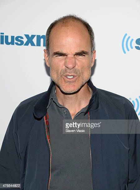 Actor Michael Kelly visits SiriusXM Studios on June 1 2015 in New York City