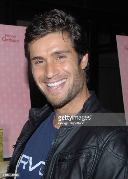 Actor Michael Lombardi at the NY Premiere Of 'Lars And The Real Girl' at the Paris Theatre in New York October 3 2007
