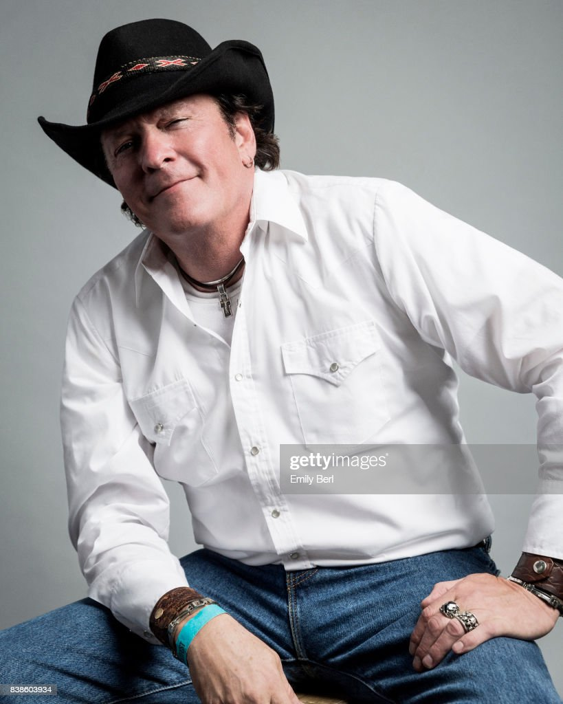 Actor Michael Madsen is photographed at the Sundance NEXT FEST at The Theatre At The Ace Hotel on August 11, 2017 in Los Angeles, California.