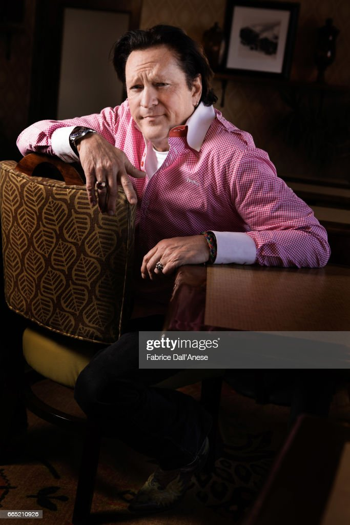 Actor Michael Madsen is photographed for Rolling Stone at the Sundance film festival on January 27, 2017 in Park City, Utah.