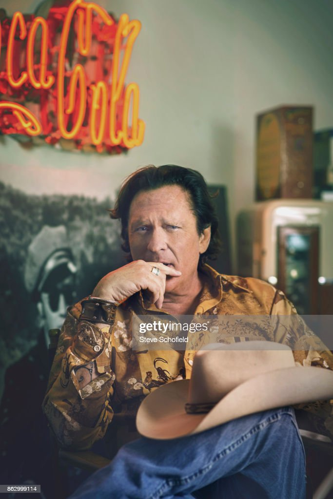 Actor Michael Madsen is photographed for the Independent on December 4, 2015 in Los Angeles, California.