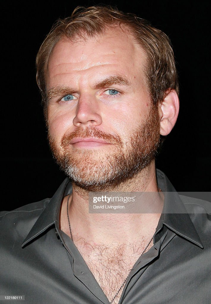 Actor Michael Maize attends the Los Angeles premiere of 'The Casserole Club' presented by the American Cinematheque at the Egyptian Theatre on August 25, 2011 in Hollywood, California.