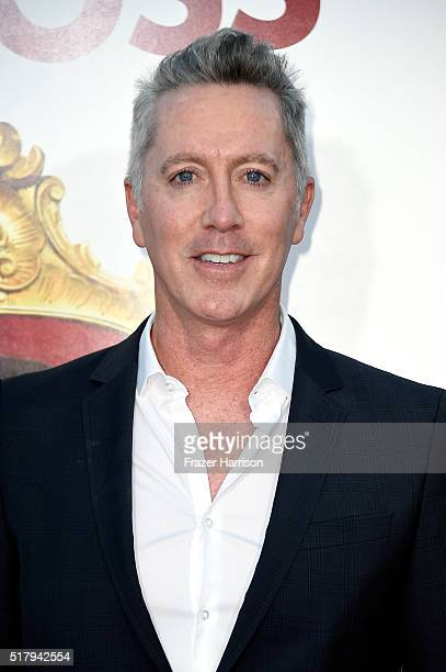 Actor Michael McDonald attends the premiere of USA Pictures' 'The Boss' at Regency Village Theatre on March 28 2016 in Westwood California