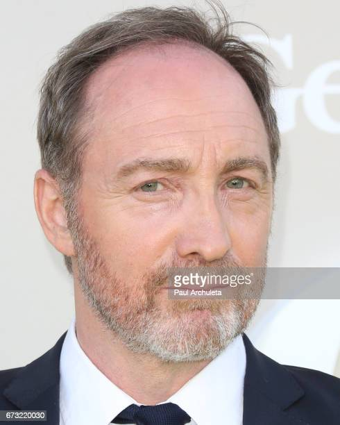 Actor Michael McElhatton attends the premiere of National Geographic's 'Genius' at The Fox Bruin Theater on April 24 2017 in Los Angeles California