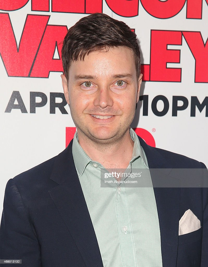Actor Michael McMillian attends the premiere of HBO's 'Silicon Valley' 2nd season at the El Capitan Theatre on April 2, 2015 in Hollywood, California.