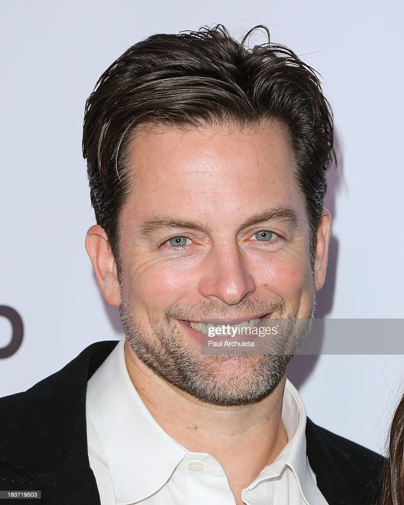 Actor Michael Muhney attends the CBS After Dark with an evening of laughter benefiting Stand Up To Cancer at The Comedy Store on October 8, 2013 in West Hollywood, California.