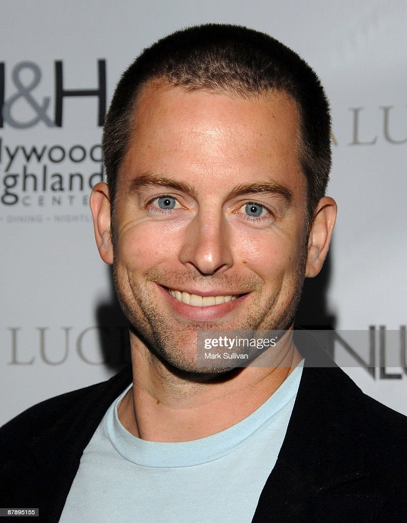 Actor Michael Muhney attends the unveiling of Spa Luce at Hollywood & Highland on May 1, 2008 in Hollywood, California.