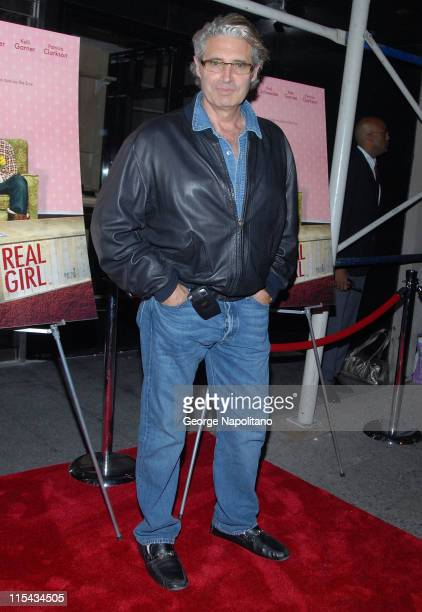 Actor Michael Nouri at the NY Premiere Of 'Lars And The Real Girl' at the Paris Theatre in New York October 3 2007