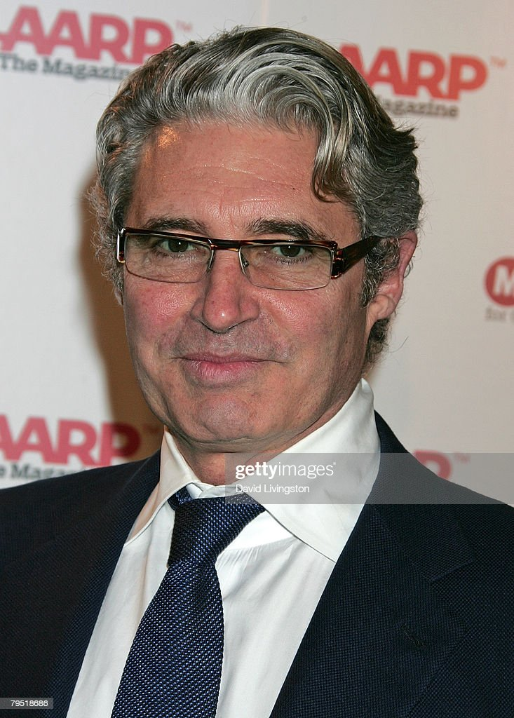 Actor Michael Nouri attends AARP The Magazine's seventh annual Movies for Grownups Awards at the Hotel Bel Air on February 4, 2008 in Los Angeles, California.