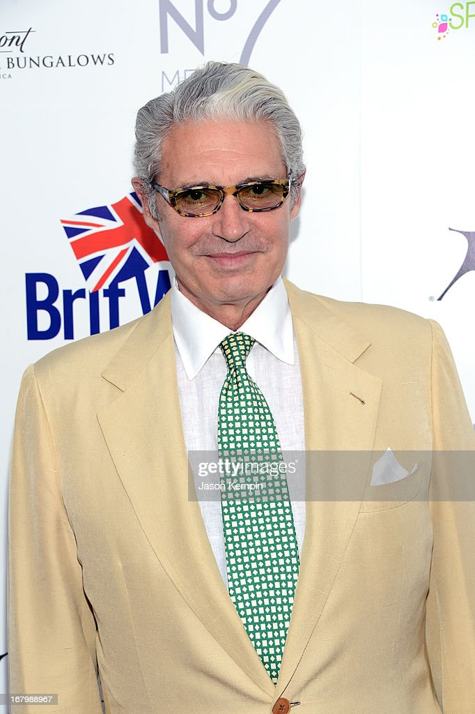 Actor <a gi-track='captionPersonalityLinkClicked' href=/galleries/search?phrase=Michael+Nouri&family=editorial&specificpeople=234358 ng-click='$event.stopPropagation()'>Michael Nouri</a> attends BritWeek Celebrates Downton Abbey at The Fairmont Miramar Hotel on May 3, 2013 in Santa Monica, California.