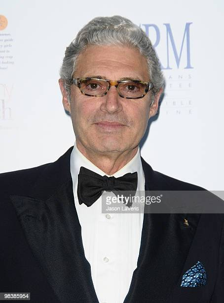 Actor Michael Nouri attends the Art Of Compassion PCRM 25th anniversary gala at The Lot on April 10 2010 in West Hollywood California