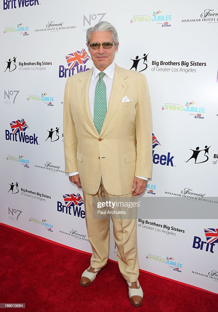 Actor <a gi-track='captionPersonalityLinkClicked' href=/galleries/search?phrase=Michael+Nouri&family=editorial&specificpeople=234358 ng-click='$event.stopPropagation()'>Michael Nouri</a> attends the Britweek celebration of 'Downton Abbey' at Fairmont Miramar Hotel on May 3, 2013 in Santa Monica, California.