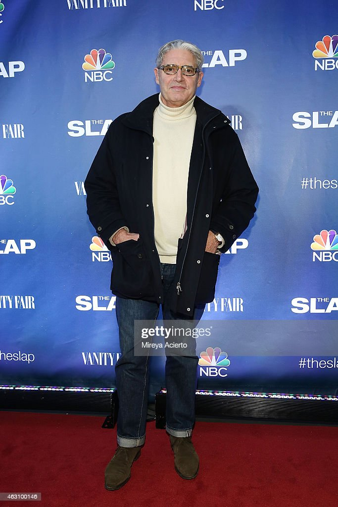 Actor Michael Nouri attends 'The Slap' New York Premiere Party at The New Museum on February 9, 2015 in New York City.