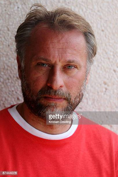 Actor Michael Nyqvist attends 'The Girl With The Dragon Tattoo' photocall held at the Palais Des Festivals during the 62nd International Cannes Film...