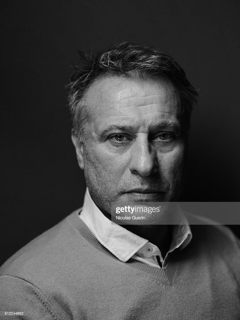 Actor Michael Nyqvist is photographed for Self Assignment on February 16, 2016 in Berlin, Germany.