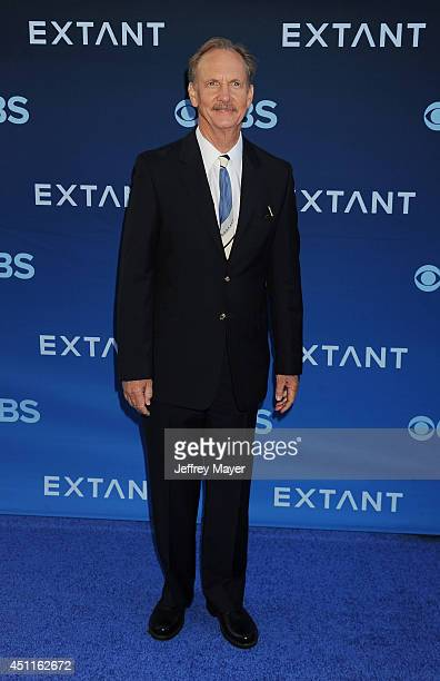 Actor Michael O'Neill attends the Premiere Of CBS Films' 'Extant' at California Science Center on June 16 2014 in Los Angeles California