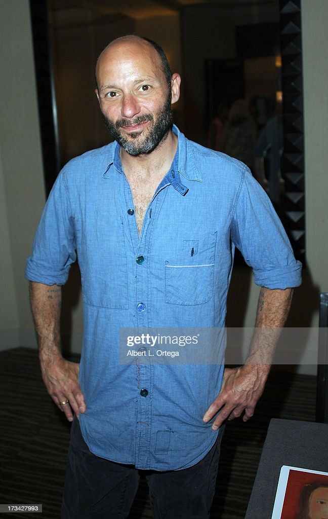Actor Michael Orenstein participates in The Hollywood Show held at Westin LAX Hotel on July 13, 2013 in Los Angeles, California.